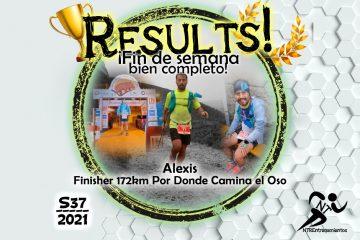19 Results Semana 37 2021